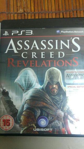 juego ps3 assassins creed revelations