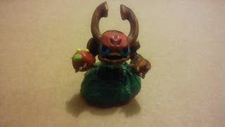 skylanders trap team mini especial Barkley