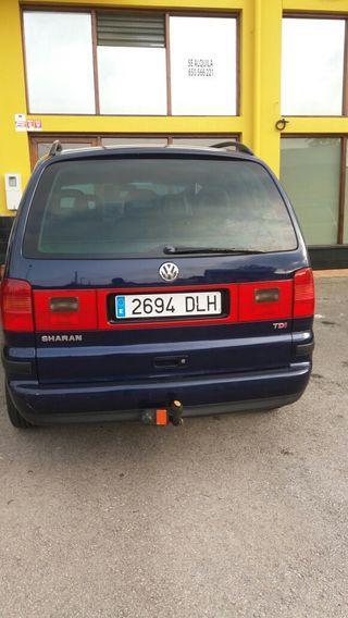 Volkswagen Sharan 2002