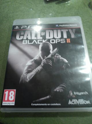 juego ps3 call of duty black ops 2