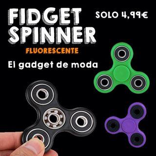 Fidget Spinner Fluorescente