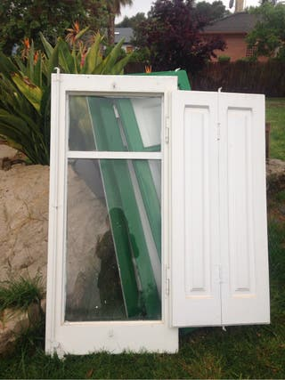Porticones ventanas