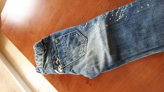 pantalon tejano 2 3 años zara