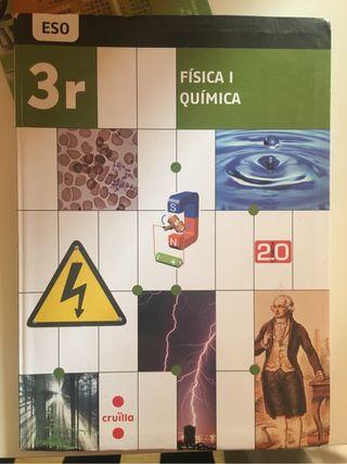 LIBRO FÍSICA I QUÍMICA 3r ESO