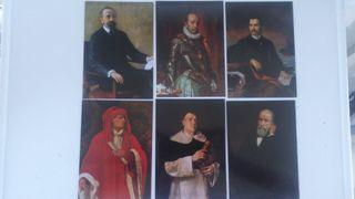 postales catalanes ilustres