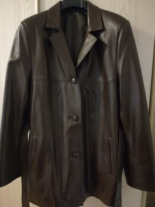 chaqueta de piel mujer
