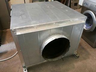 caja ventilacion 400 grados 2 horas