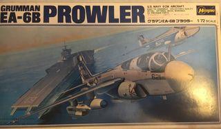 Maqueta Hasegawa EA-6B PROWLER