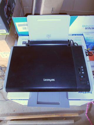 Impresora Multifunción Lexmark