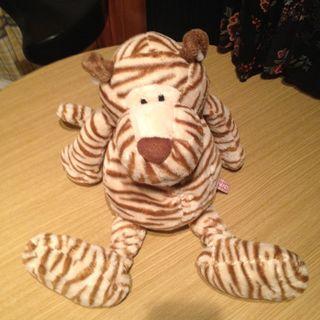 Peluche tigre nicci 50cm