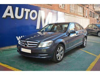 Mercedes-Benz Clase C C 350 CDI 4Matic BE Avantgarde 170kW (231CV)