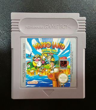 Juego WARIO LAND (Super Nintendo Land 3) GAME BOY