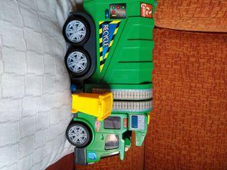 camion basura juguete