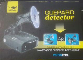 Detector radares Guepard