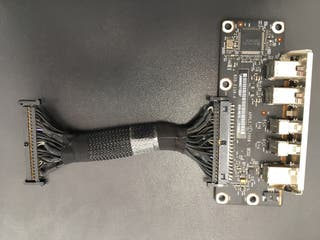 Apple Mac Pro tarj. Audio/USB