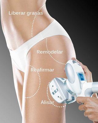 Traramiento corporal LPG