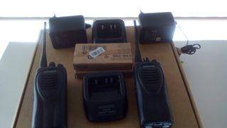 lote walkies Kenwood 3202 uhf