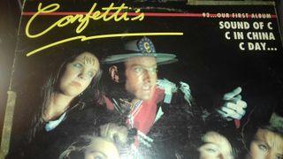 """Confetti's """"92...our first album"""" Vinilo, New beat"""