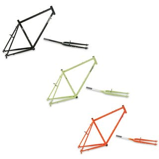 Set cuadro bicicleta ciclocross csepel rapid