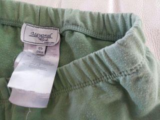 pantalón mayoral y camiseta niña 9 años