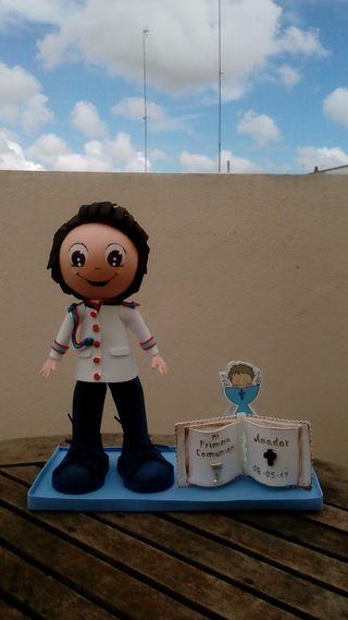 Fofuchas-muñecas