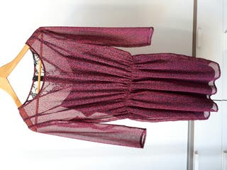 Vestido corto Bershka