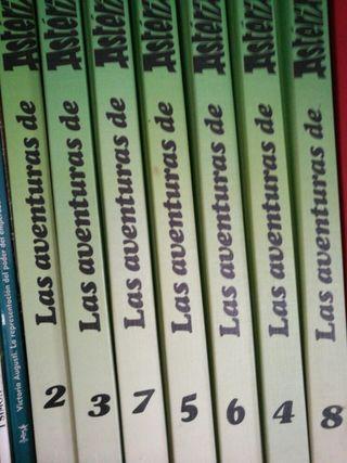 coleccion tomos Asterix