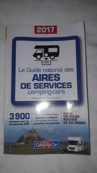 Guía autocaravanas Francia