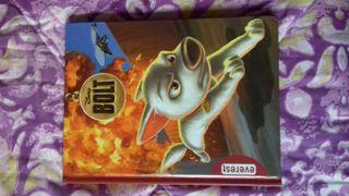 Libro de la película Bolt de Disney