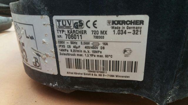 karcher 720 MX
