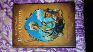 Libro Las aventuras de Don Quijote