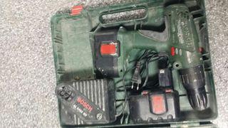 Atornilladora de bateria Bosch