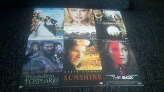 Lote 14 peliculas DVD