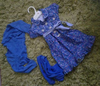 vestidito niña