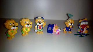 Lote muñecos Kinder