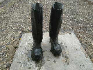 Botas de agua.