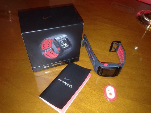 65e597ad5 Reloj nike SportWatch GPS de segunda mano por 30 € en Leganés en ...