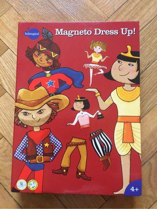 Magneto Dress Up