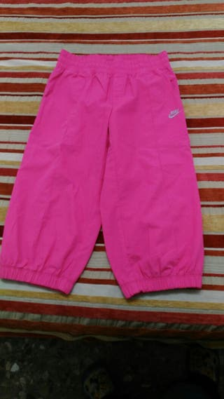 Pantalones Nike niña.