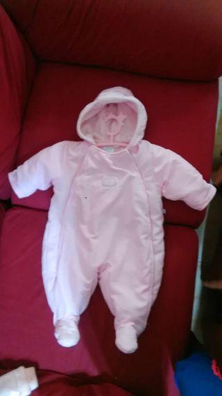 Buzo bebe niña de segunda mano en WALLAPOP 04fa99a7d7d