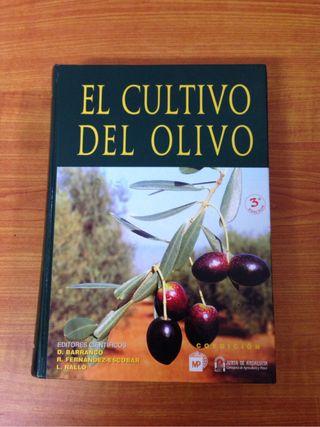 Libro El cultivo del olivo