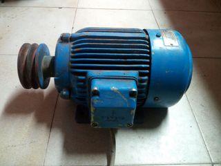 motor eléctrico trifasico