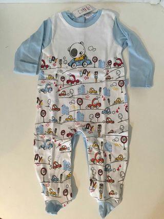 Pijama dibujitos bebe
