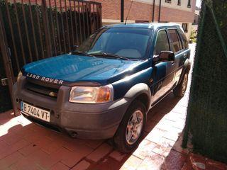 Land rover Freelander año 2000