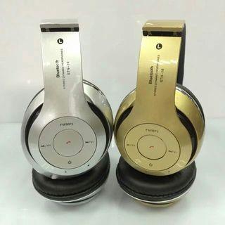 Cascos Headphones con Bluetooth TM-17