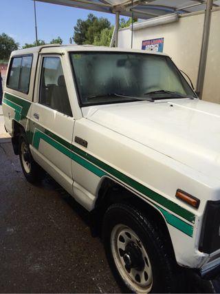 Nissan Patrol 1983 2,7 gasoil historico