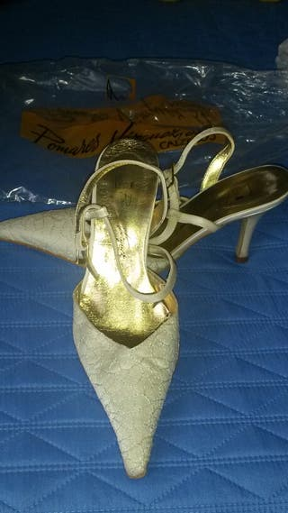zapatos de novia de segunda mano en la provincia de cádiz en wallapop