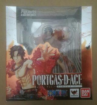 Portgas D Ace figuarts zero battle version