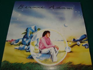 "BERNIE ADAM.- MOVIE STAR- SINGLE VINILO 7""."