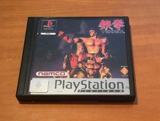 Tekken 1 Play Station 1
